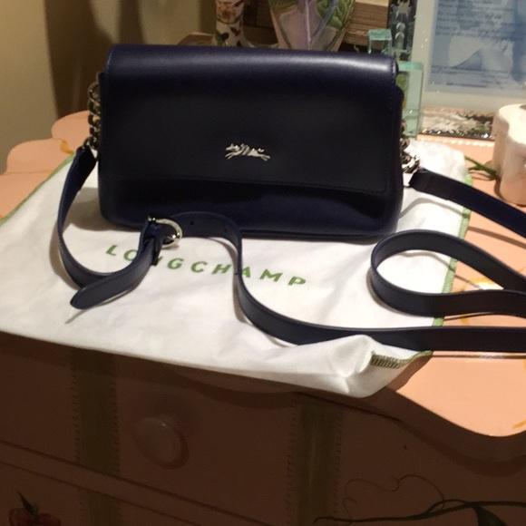 Longchamp Handbags - NWOT Longchamp crossbody bag f58fa6782f64b